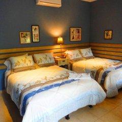 Отель La Posada de Juan B&B Грасьяс комната для гостей