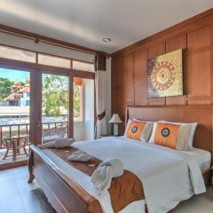 Отель Palm Beach Resort 3* Улучшенный номер с различными типами кроватей фото 6