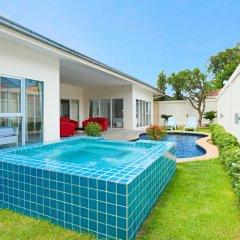 Отель Villa Tortuga Pattaya 4* Вилла Премиум с различными типами кроватей фото 17