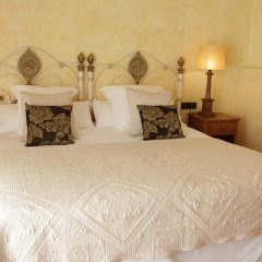Hotel URH Vila de Tossa комната для гостей