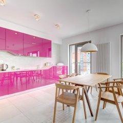 Апартаменты Dom & House - Apartments Waterlane Улучшенные апартаменты с различными типами кроватей фото 34
