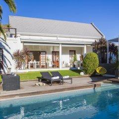 Отель Cape Diem Lodge Кейптаун бассейн