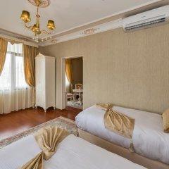 Enderun Hotel Istanbul 4* Стандартный семейный номер с двуспальной кроватью фото 3