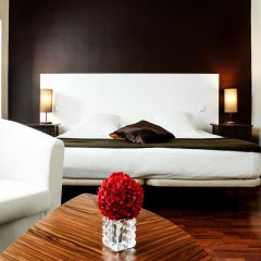 THC Gran Via Hostel Улучшенный номер с различными типами кроватей