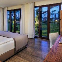 Отель Nirvana Lagoon Villas Suites & Spa 5* Люкс повышенной комфортности с различными типами кроватей фото 34