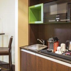 Отель NH Collection Dresden Altmarkt 4* Улучшенный номер с различными типами кроватей фото 2