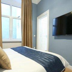 Отель Pink Grapefruit City Condo Апартаменты с различными типами кроватей фото 9