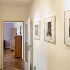 Отель Ferienwohnung Priessnitz Германия, Дрезден - отзывы, цены и фото номеров - забронировать отель Ferienwohnung Priessnitz онлайн интерьер отеля
