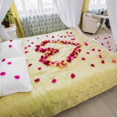 Гостиница Огни Енисея Стандартный номер двуспальная кровать