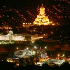 Отель Тбилисели 4* Стандартный номер фото 4