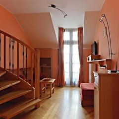 Отель Pension Pohádka Praha Прага сауна