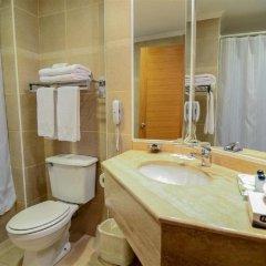 Hotel Diego de Almagro Puerto Montt ванная