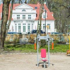 Отель Dworek Admiral детские мероприятия