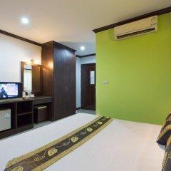 Отель Patong Buri 3* Стандартный номер с двуспальной кроватью фото 6