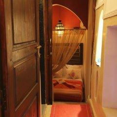 Отель Riad Zehar 3* Люкс с различными типами кроватей фото 8