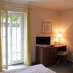 Отель Villa Am Schlosspark 3* Стандартный номер фото 19