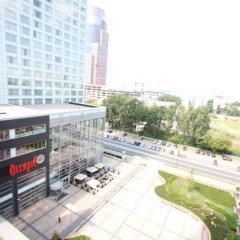 Отель Platinum Towers E-Apartments Польша, Варшава - отзывы, цены и фото номеров - забронировать отель Platinum Towers E-Apartments онлайн фото 4