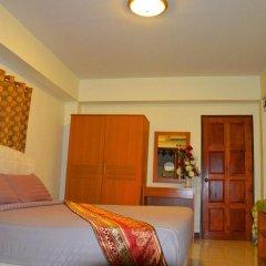 Отель Silver Gold Garden Suvarnabhumi Airport 3* Улучшенный номер с различными типами кроватей фото 4