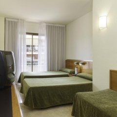 Expo Hotel Barcelona 4* Стандартный номер с различными типами кроватей фото 48