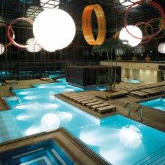 Отель Appartements Prairerhof Сцена бассейн фото 2