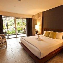 Отель Phuket Orchid Resort and Spa 4* Стандартный номер с двуспальной кроватью фото 8