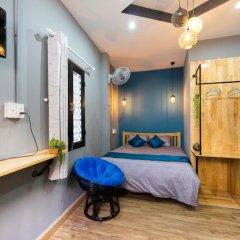 GoCo Hostel Улучшенный номер с различными типами кроватей фото 4