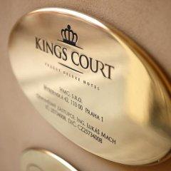 Hotel Kings Court 5* Представительский люкс с двуспальной кроватью фото 4