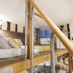 Отель Home Saint Paul Студия с различными типами кроватей фото 29