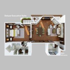Отель The Laguna, a Luxury Collection Resort & Spa, Nusa Dua, Bali 5* Номер Делюкс с двуспальной кроватью фото 3