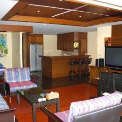 Отель Patong Tower Holiday Rentals комната для гостей фото 5
