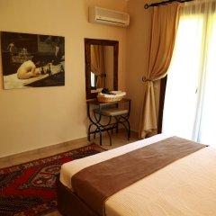 Dardanos Hotel 2* Стандартный номер с двуспальной кроватью фото 4