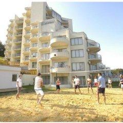 Отель Parkhotel Golden Beach - Все включено спортивное сооружение