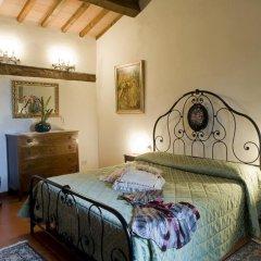 Отель Agriturismo Petrognano Реггелло комната для гостей фото 2