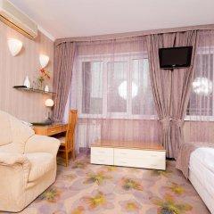 Гостиница Для Вас 4* Семейный люкс с двуспальной кроватью фото 16