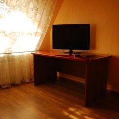 Гостиница Анри Стандартный номер с двуспальной кроватью фото 16