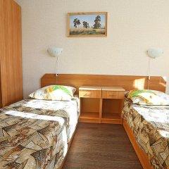 Гостиница Родина Номер категории Эконом с различными типами кроватей