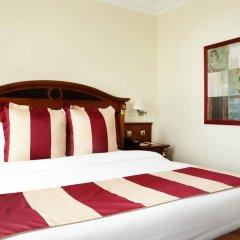 Гостиница Crowne Plaza Minsk 5* Стандартный номер двуспальная кровать фото 2