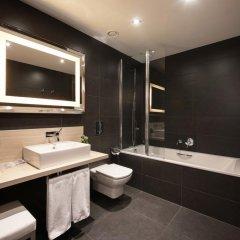 Отель Occidental Praha Five 4* Стандартный номер с различными типами кроватей фото 13