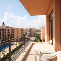 Апартаменты Apartment Arendoo in complex Palazzo балкон