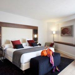 Отель Courtyard by Marriott Madrid Princesa 4* Номер Комфорт с различными типами кроватей фото 5