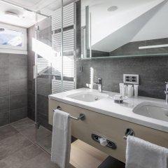Grand Hotel Zermatterhof 5* Стандартный номер с различными типами кроватей