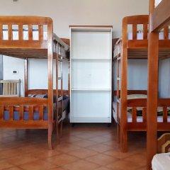 Hakuna Matata Hostel Кровать в общем номере с двухъярусной кроватью фото 2