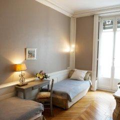 Отель Suite Edouard Herriot Франция, Лион - отзывы, цены и фото номеров - забронировать отель Suite Edouard Herriot онлайн комната для гостей фото 3