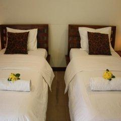 Отель Bale Sampan Bungalows 3* Стандартный номер с 2 отдельными кроватями