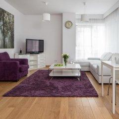 Апартаменты Chopin Apartments Platinum Towers интерьер отеля фото 3