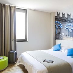 B&B Hotel Verona Стандартный номер двуспальная кровать фото 8