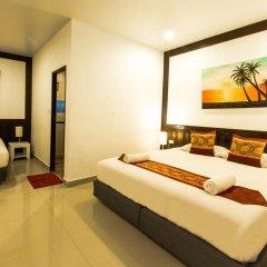 Phuket Airport Hotel 3* Стандартный номер разные типы кроватей фото 6