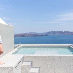 Отель Acroterra Rosa 5* Люкс с различными типами кроватей фото 2