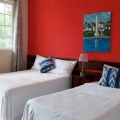 Отель Mansion Giahn Bed & Breakfast Мексика, Канкун - отзывы, цены и фото номеров - забронировать отель Mansion Giahn Bed & Breakfast онлайн комната для гостей фото 5