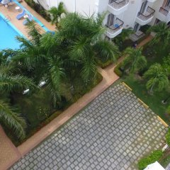 Primaveral Hotel балкон